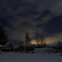 Ночь на даче. :: Игорь Корнилов