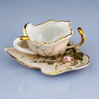 Чашка с блюдцем :: Николай Николенко