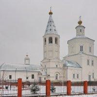 Богоявленская церковь. :: Юрий Шувалов