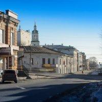 Театр на Спасской :: Василий Ахатов