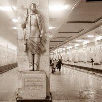 М.Манизер. Памятник Зое Космодемьянской :: Владимир Болдырев