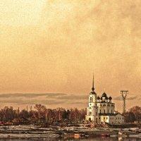 Старый Сольвычегодск. :: Андрей Вычегодский