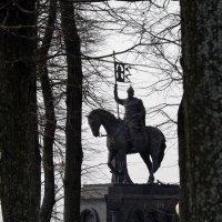 Памятник :: Николай Варламов