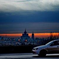 На закате дня :: Валентина Данилова