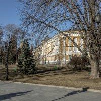 Март в Кремле :: Валерий Пегушев