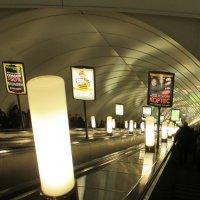 Санкт-Петербургское метро :: Агриппина