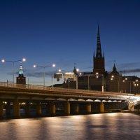 мосты Стокгольма :: Мария Сидорова