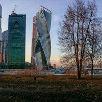 Панорама Москва-Сити :: Татьяна Копосова