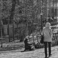 Безразличие... :: Константин Сафронов