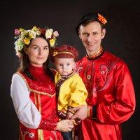 Играй гармонь! :: Павел Сухоребриков