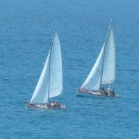 Море,ветер,-Хорошо! :: Пётр Беркун