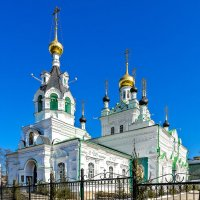 Храм в г. Орел :: Юрий Крюков