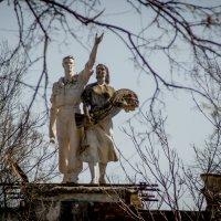На руинах Империи. :: Андрей Печерский