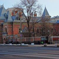Дом купца Игумнова на Большой Якиманке  ( 1888-1895 ) :: марк