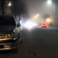 Туман... :: Дмитрий Иншин