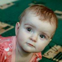 внучка :: Владимир Климин