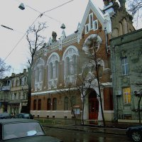 Евангелистская Пресвитерианская церковь :: Людмила