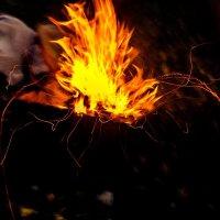 Танец огня :: Алиса Лыжко