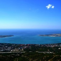 Вид на Геленджикскую бухту. :: cfysx