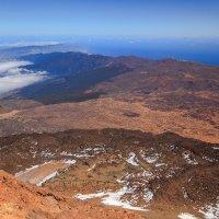 Вид на о.Тенерифе с вершины вулкана Тейде. :: Александр Манько