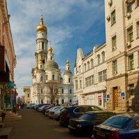 Шляпный переулок. Харьков :: Игорь Найда
