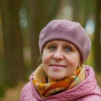 Портрет женщины :: Евгений Кузьминов