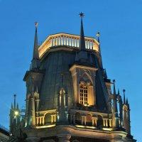 Башня дворца :: Александра