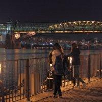 Взгляд на город :: Людмила Быстрова