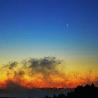 восход солнца :: виктория иванова
