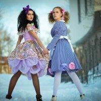 Куклу бросила хозяйа :: Алёна Николаева