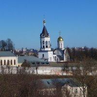 ВЛАДИМИРСКИЙ В ЧЕСТЬ РОЖДЕСТВА ПРЕСВЯТОЙ БОГОРОДИЦЫ МУЖСКОЙ МОНАСТЫРЬ :: Galina Leskova