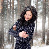 зимний портрет :: Марина Тимофеева