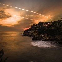 Рисунки на небе :: Gennadiy Karasev