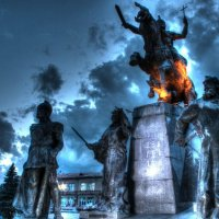 Статуя в центре Гюмри :: Edgar Hakobyan
