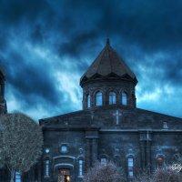 Церковь йотверк :: Edgar Hakobyan