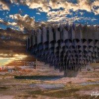 Черные фонтаны :: Edgar Hakobyan