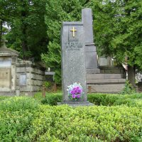Могила  Ивана  Труша  в  Львове :: Андрей  Васильевич Коляскин