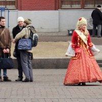 Весна ..2015г Москва .Красная площадь . :: Лара ***