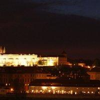 Ночная Прага :: Виктория Зайцева