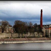 Набережная реки Великой. Псков. :: Fededuard Винтанюк