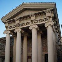 Маленький Рим на источниках.Ессентуки. :: Серж Поветкин