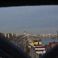 Вид с моста. :: Oleg4618 Шутченко
