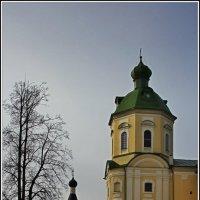 храмы монастырские :: Дмитрий Анцыферов