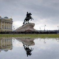 Весеннее отражение :: Valeriy Piterskiy