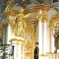 Ох, уж, эти мне дворцы... :: Наталья Лебедева