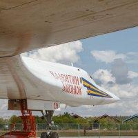 Под крылом Ту-160 мирно и спокойно :: Павел Myth Буканов