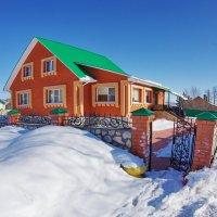Домик в деревне 1 :: Валерий Талашов