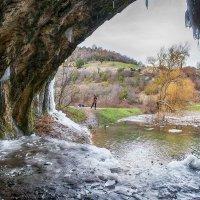 Ледяное логово дракона :: Сергей Радин