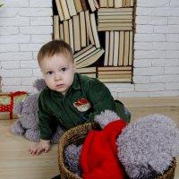 Тимофей с мишками :: Ксения Довгопол