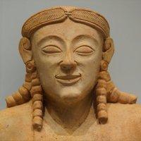 Лицо из седой древности :: Наталия Григорьева